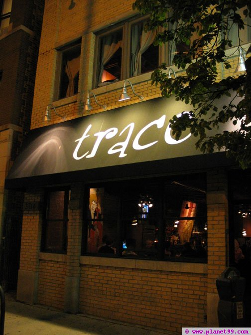 Trace , Chicago