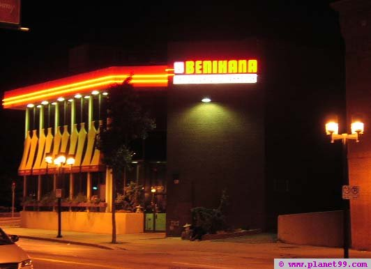 Benihana , Milwaukee