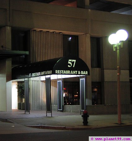 57 Steakhouse , Boston