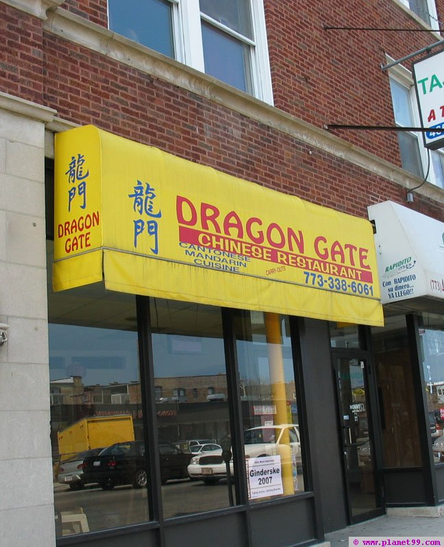 Dragon Gate , Chicago