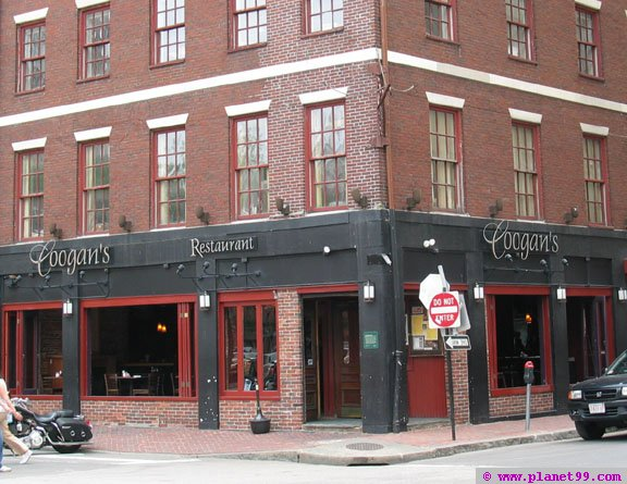 Coogan's Bluff , Boston