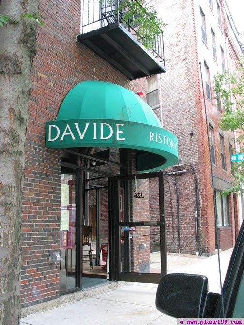 Davide , Boston