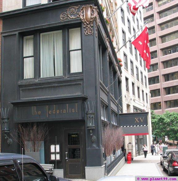 The Federalist , Boston