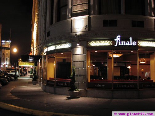 Finale , Boston
