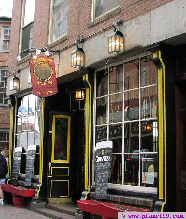 Green Dragon Tavern , Boston