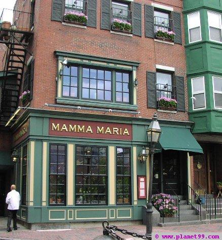 Mamma Maria , Boston