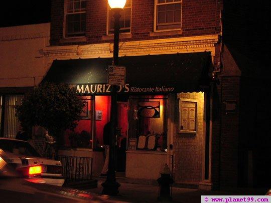 Maurizio's , Boston