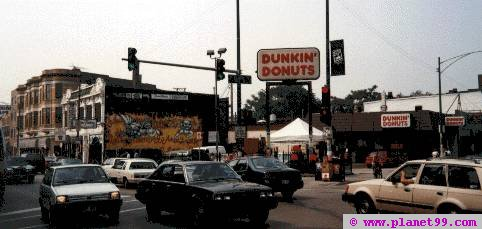 Dunkin' Donuts , Chicago