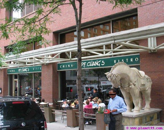 P.F. Chang's , Boston