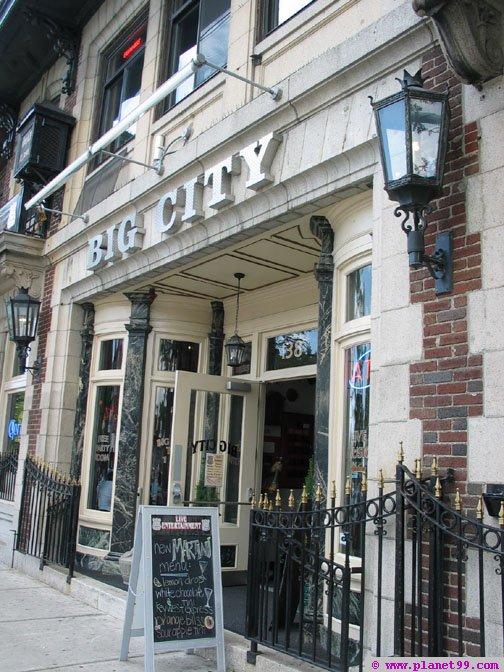 Big City Restaurant , Allston