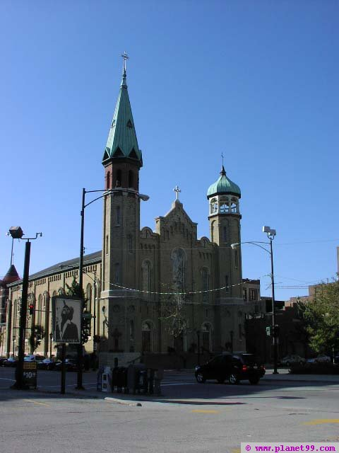 Old Saint Patrick's , Chicago
