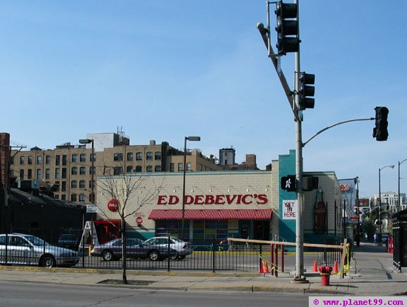 Chicago , Ed Debevic's