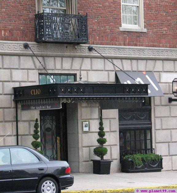 Clio , Boston