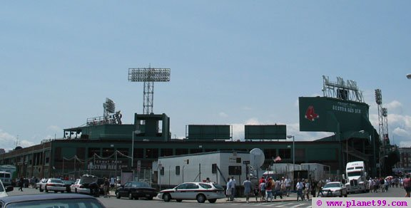 Boston , Fenway Park Tours
