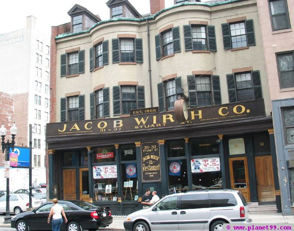 Jacob Wirth Co. , Boston
