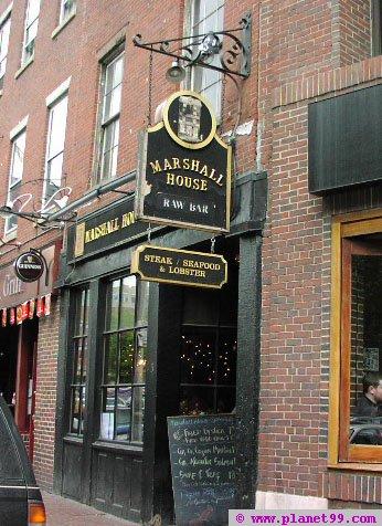 Marshall House , Boston