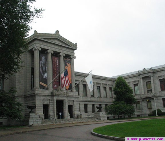 Museum of Fine Arts , Boston