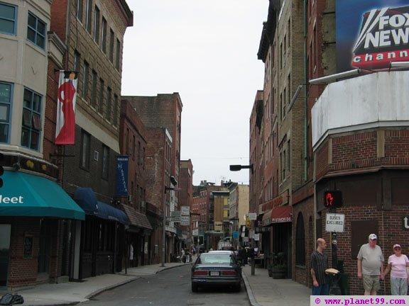 North End Market Tour , Boston