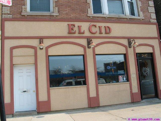 El Cid , Chicago