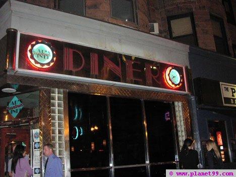 Beantown Diner , Boston