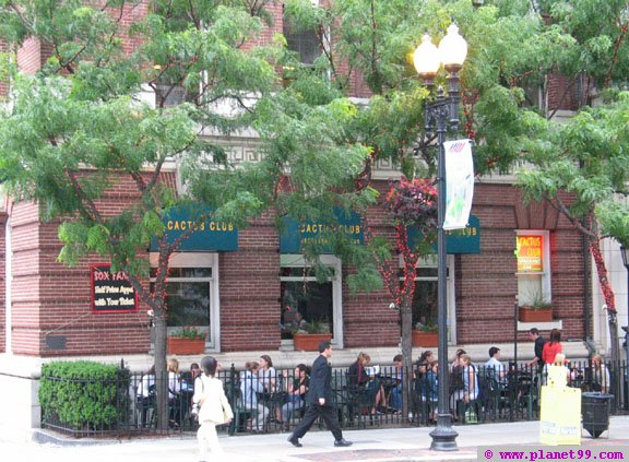 Cactus Club , Boston