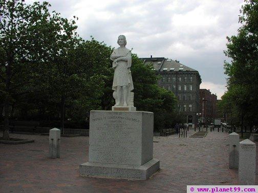 Columbus Park , Boston