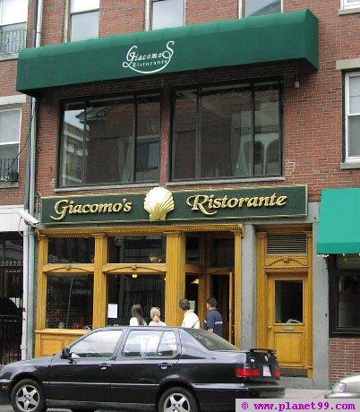 Giacomo , Boston
