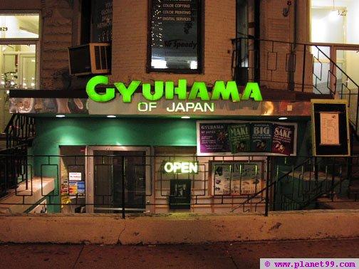 Gyuhama , Boston