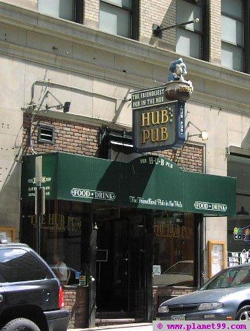 Boston , Hub Pub