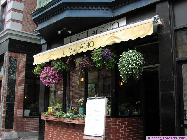 Boston , Il Villaggio