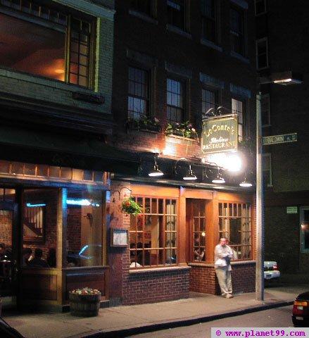 Boston , Lo Conte's