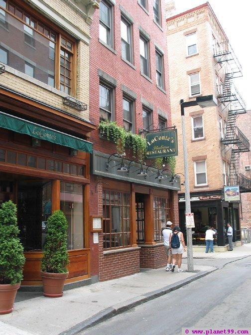 Lo Conte's , Boston