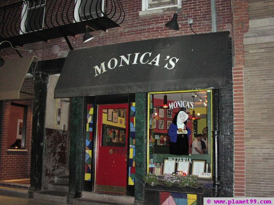 Boston , Monica's