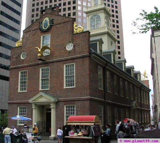 Old State House , Boston
