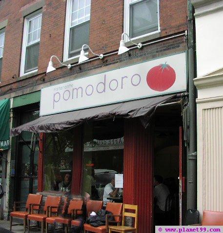 Boston , Pomodoro