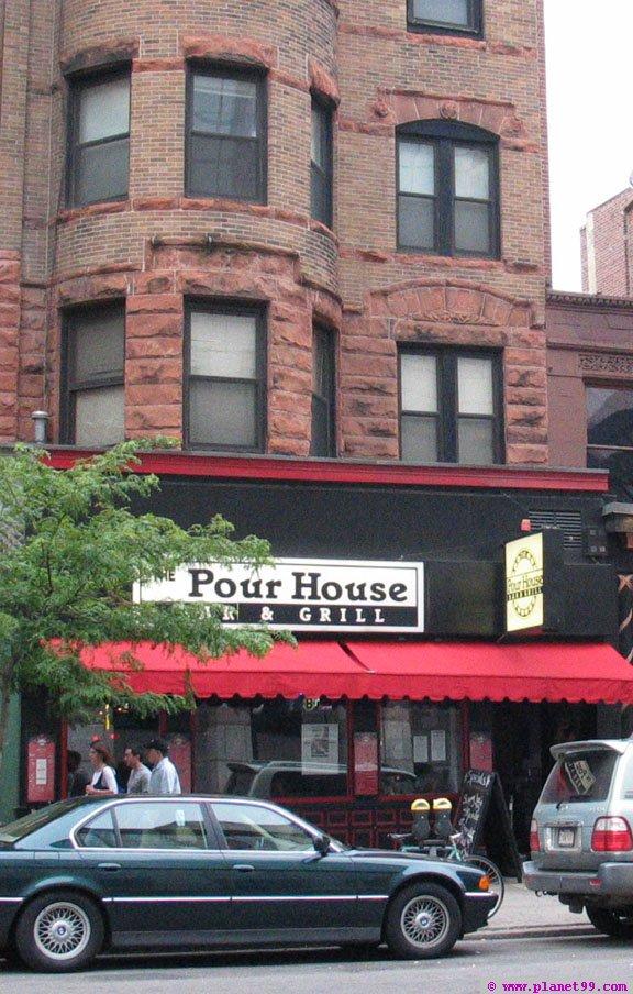 Boston , Pour House