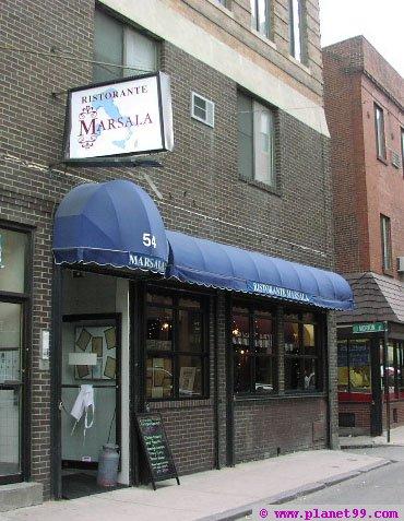 Ristorante Marsala , Boston
