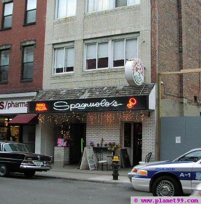 Boston , Spagnuolo's