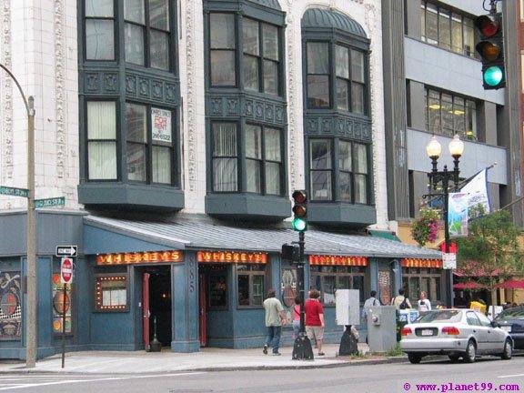 Whiskey's , Boston