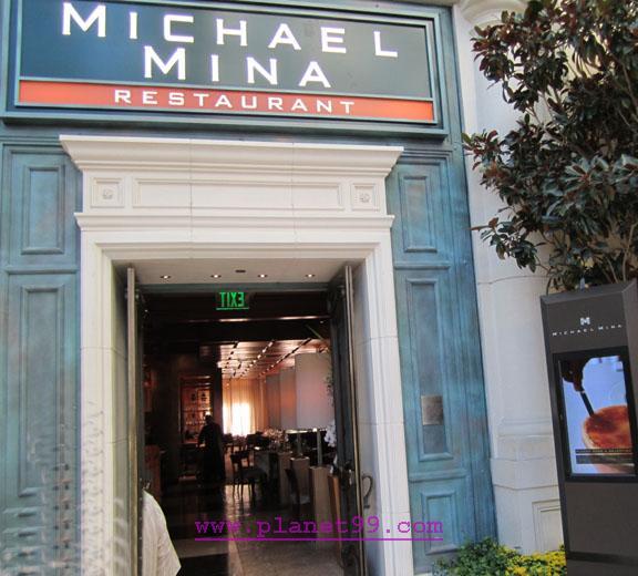 Michael Mina  , Las Vegas
