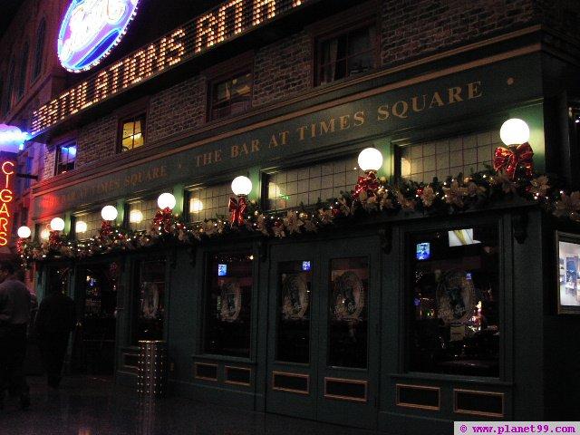 Las Vegas , Bar at Times Square