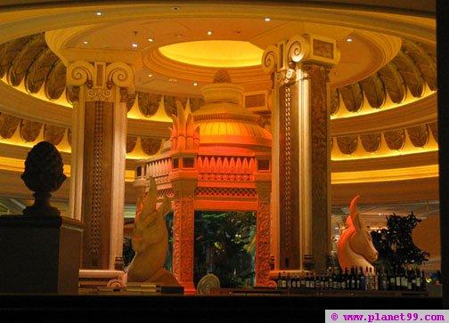 Coral Reef Lounge , Las Vegas