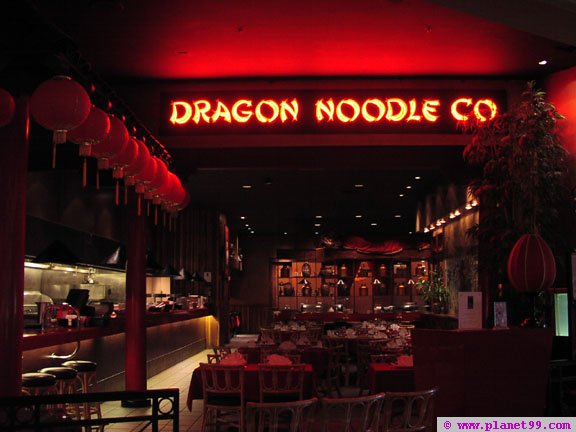 Dragon Noodle Co , Las Vegas