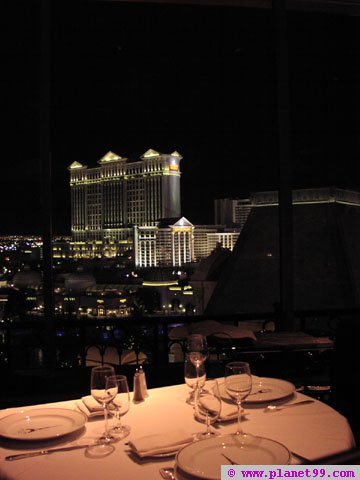 Las Vegas , Eiffel Tower Restaurant