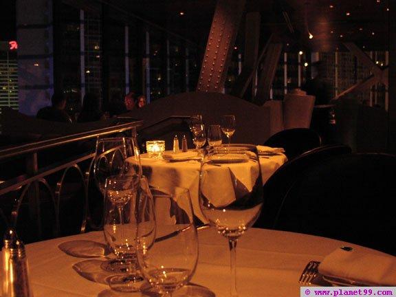 Eiffel Tower Restaurant , Las Vegas