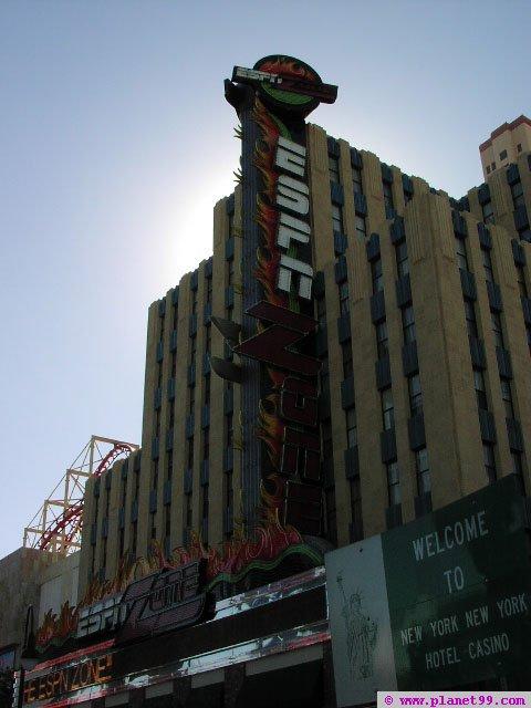 ESPN Zone , Las Vegas