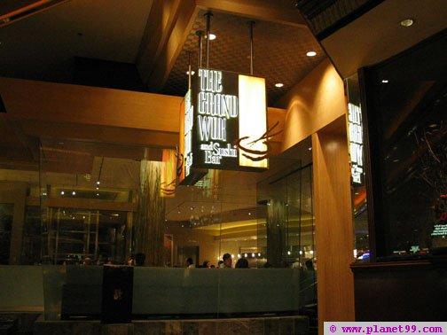 Grand Wok and Sushi Bar , Las Vegas