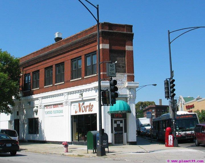 El Norte Restaurant , Chicago