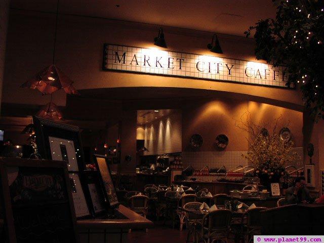 Market City Caffe , Las Vegas