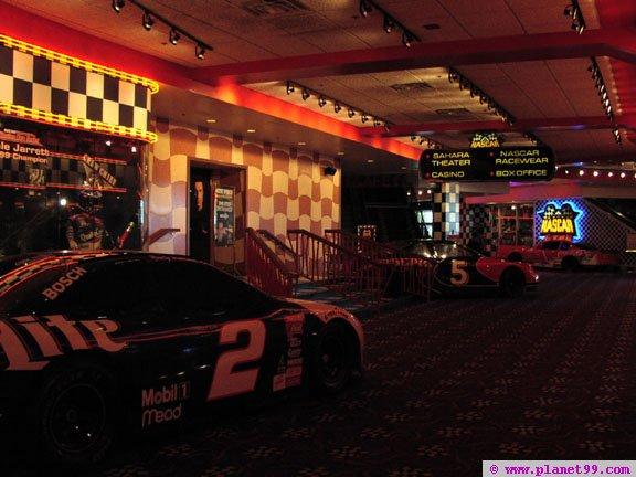 NASCAR Cafe , Las Vegas